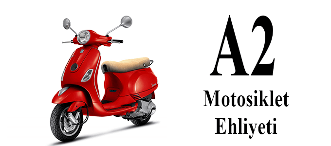 A2 Sınıfı Motosiklet Ehliyeti
