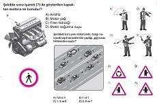 Trafik Dersi Testleri